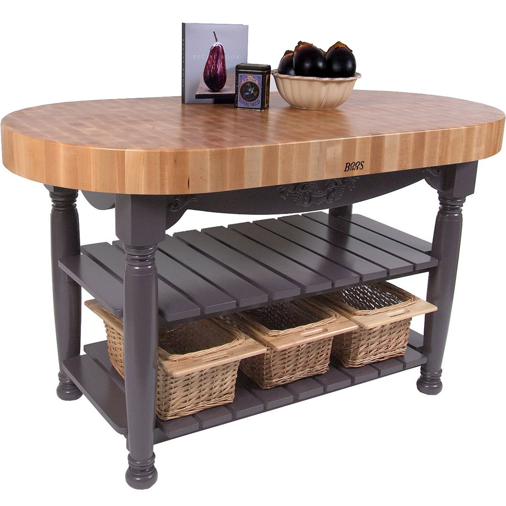 Kitchen Island Table Online India: Harvest Table Kitchen Island In Kitchen Island Carts